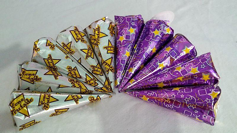 MNT Trufas Mel (Trufas,  Paes de mel,  Cones e Copos de chocolate recheado)